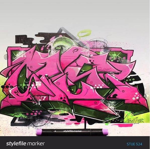 Stylefile Marker Pens