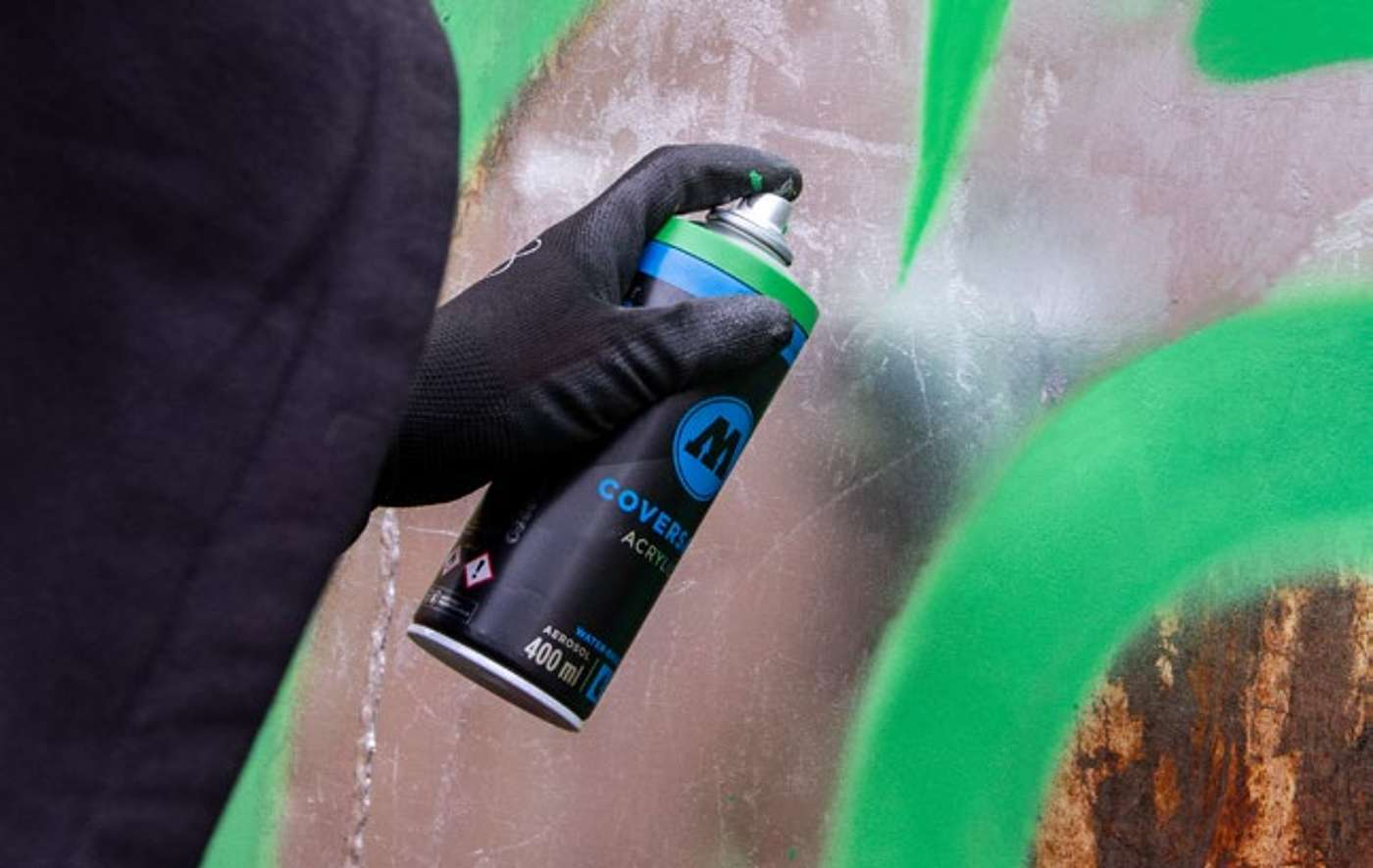 Water Based Spray Paint