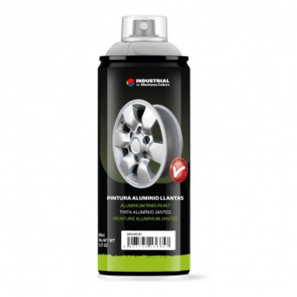 Spray Painting Aluminium Rims (Cars)