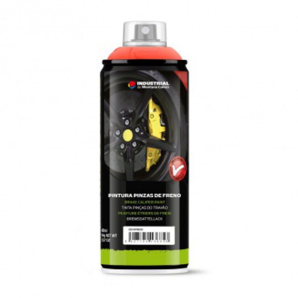 Brake Caliper – Spray Paint