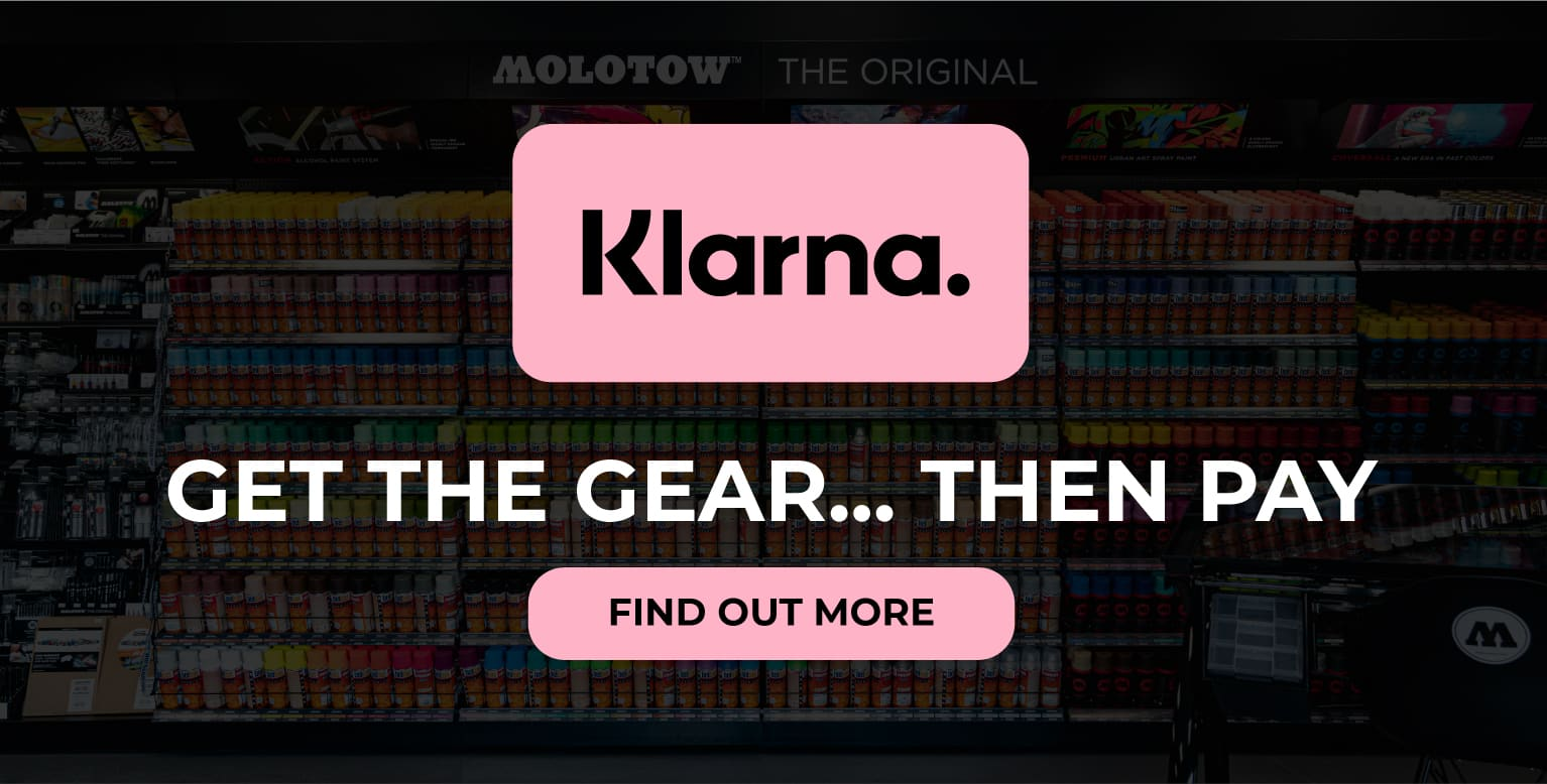 Klarna – Get your gear… then pay!