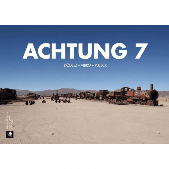 Achtung Magazine | Issue 7