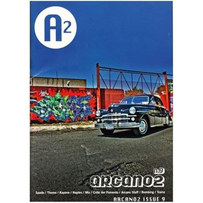 Arcano2 Magazine | Issue 9