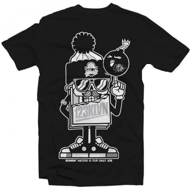 Bandit1$m Mr Card Mascot Tee