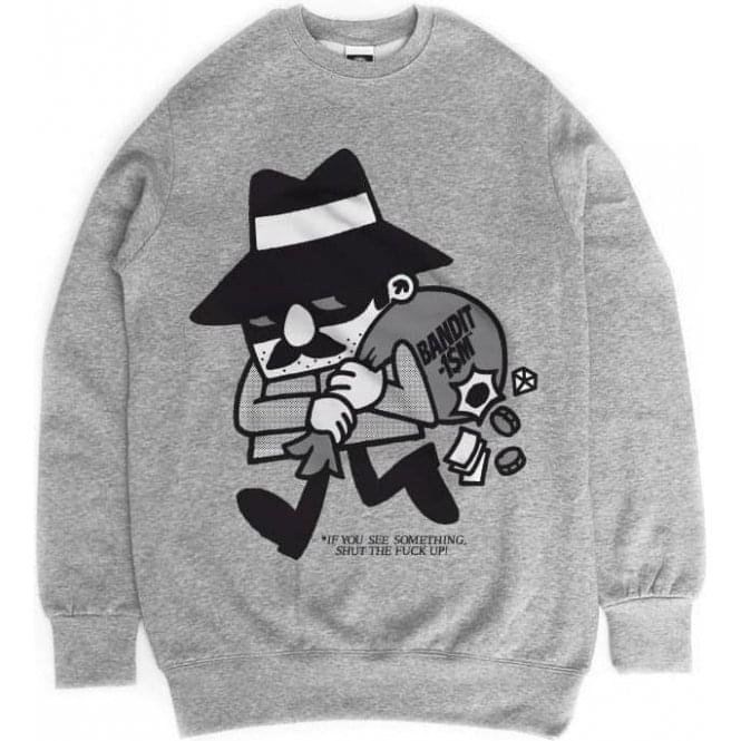 Bandit1$m Thief Crewneck