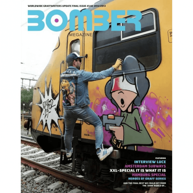Bomber Magazine | Issue 41/42