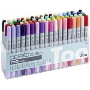 Copic Ciao 72 Set A