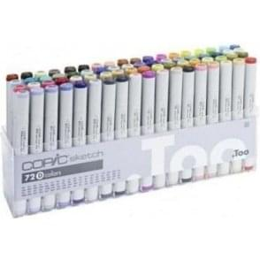 Sketch Marker 72 Set D