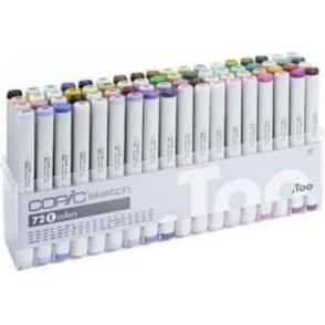 Sketch Marker 72 Set E