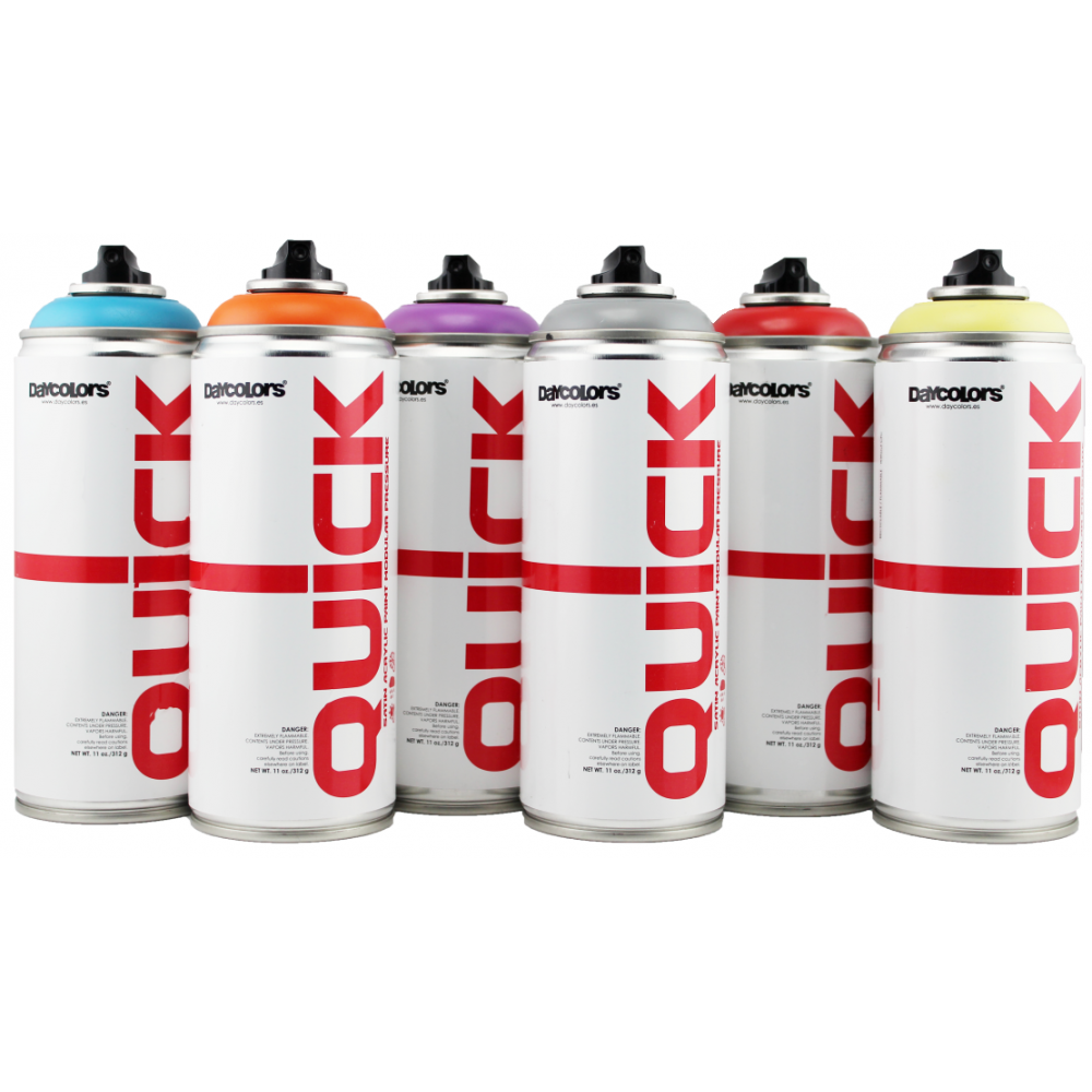 Daycolors Quick Spray Paint Graff City Ltd From Uk