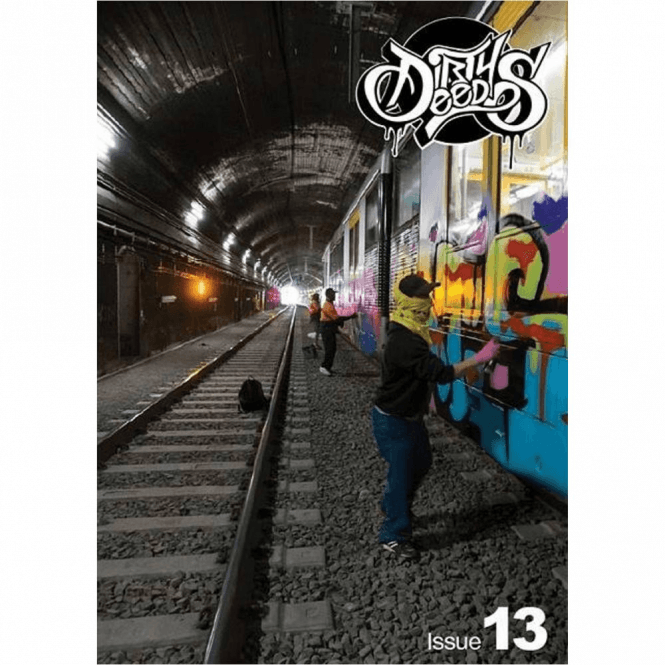 Dirty Deeds Magazine | Issue 13