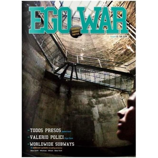 EgoWar Magazine | Issue 10
