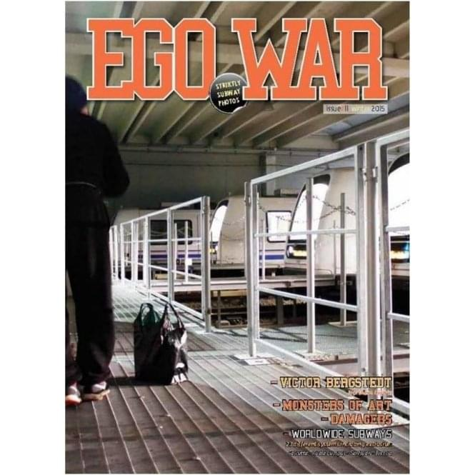 EgoWar Magazine | Issue 11
