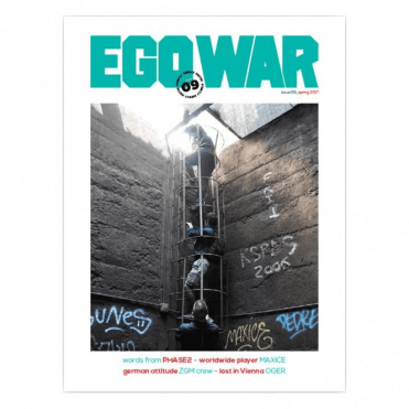 EgoWar Magazine | Issue 16