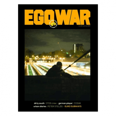 EgoWar Magazine | Issue 17