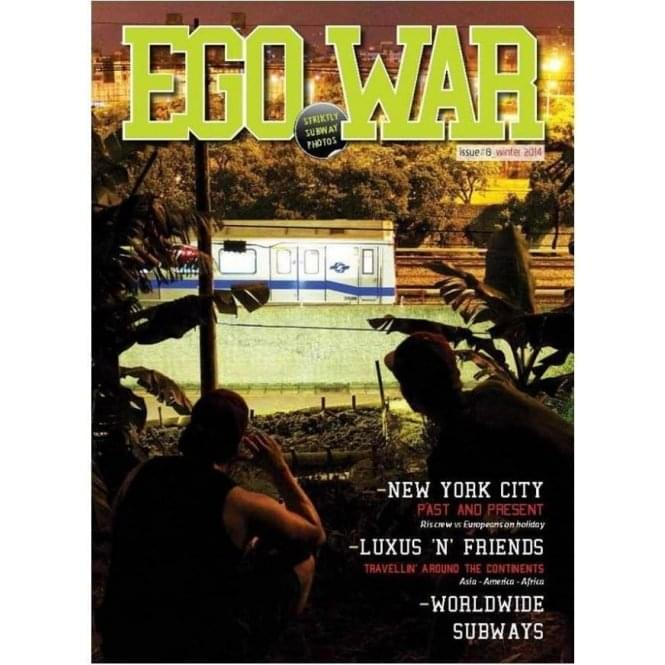 EgoWar Magazine | Issue 8