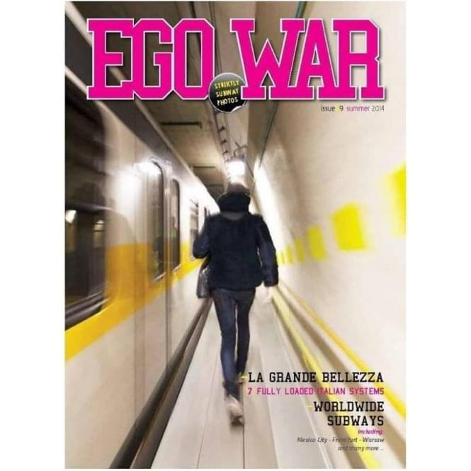 EgoWar Magazine | Issue 9