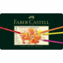 Faber-Castell 60 Colour Pencils Polychromos Tin