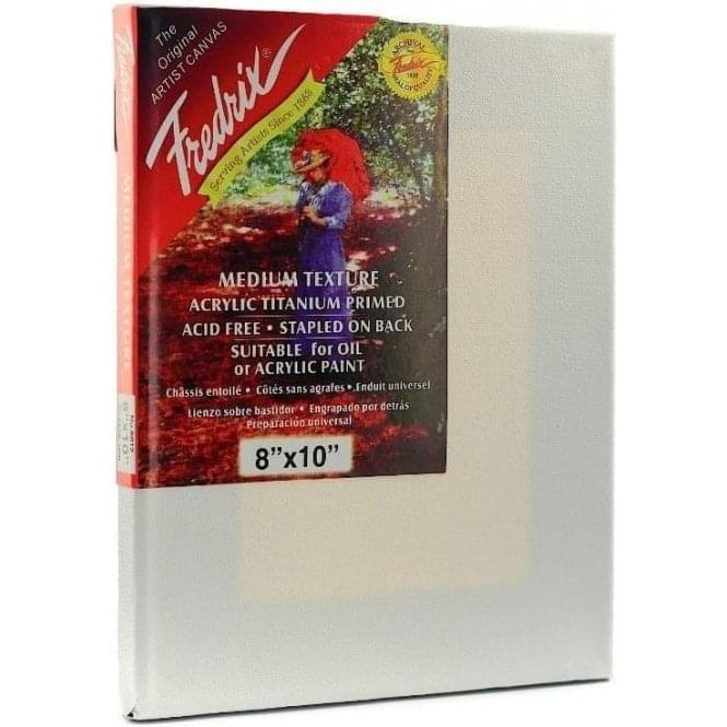 Fredrix Red Label Canvas