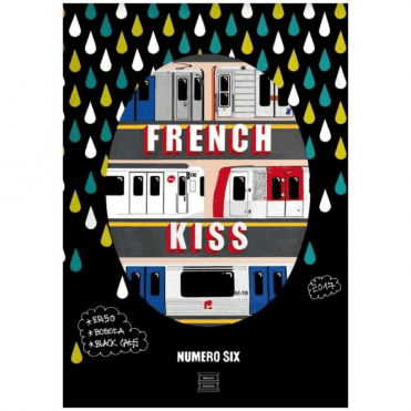 French Kiss Magazine | Issue 6
