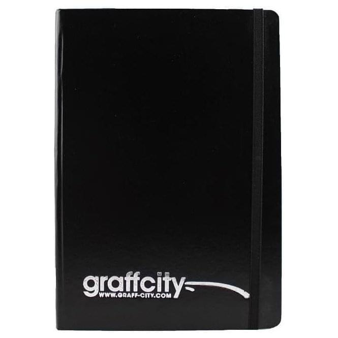Graff-City A5 Travel Journal