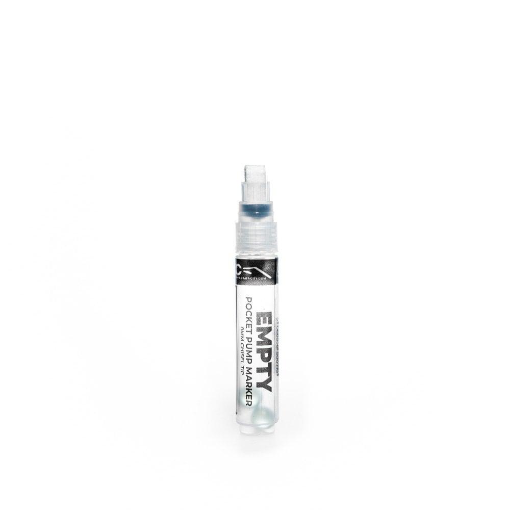 Graff-City Empty Aluminium Pump Marker 4mm