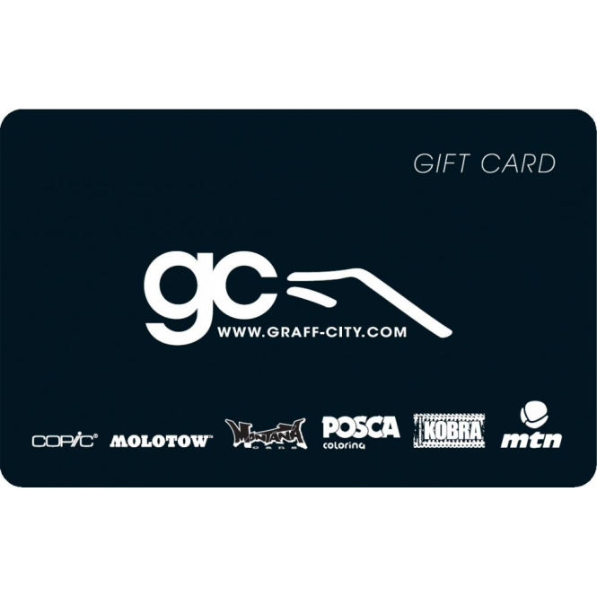 Graff-City Gift Card