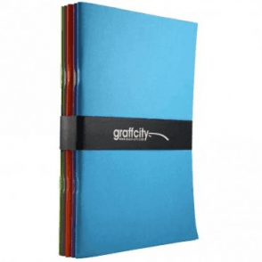 Graff-City Sketch Book Bundle (A4)
