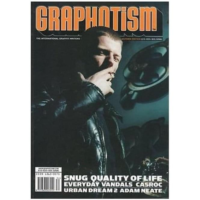 Graphotism Magazine | Issue 34