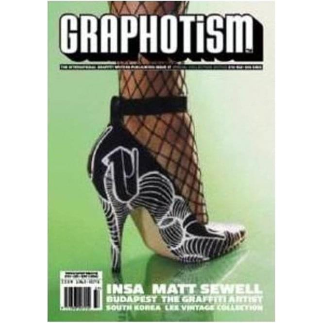 Graphotism Magazine | Issue 37