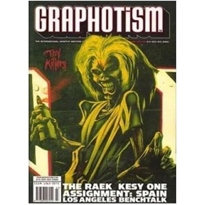 Graphotism Magazine | Issue 43