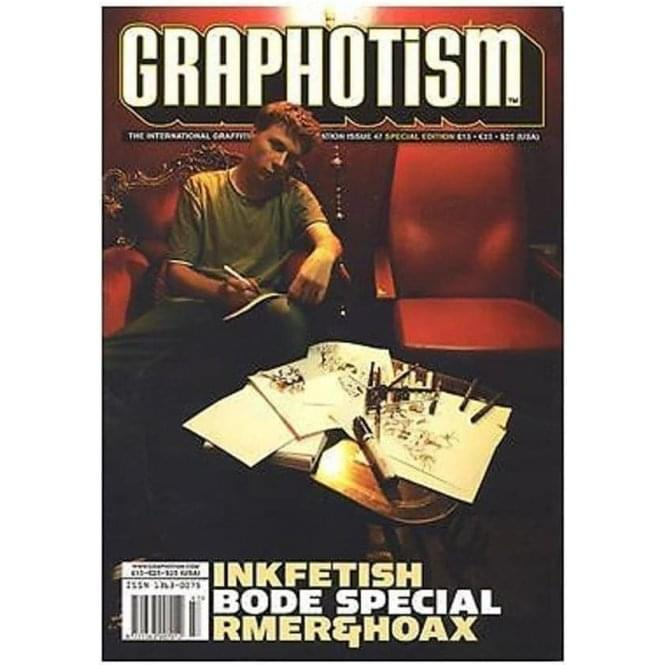Graphotism Magazine | Issue 47