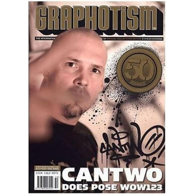 Graphotism Magazine | Issue 50