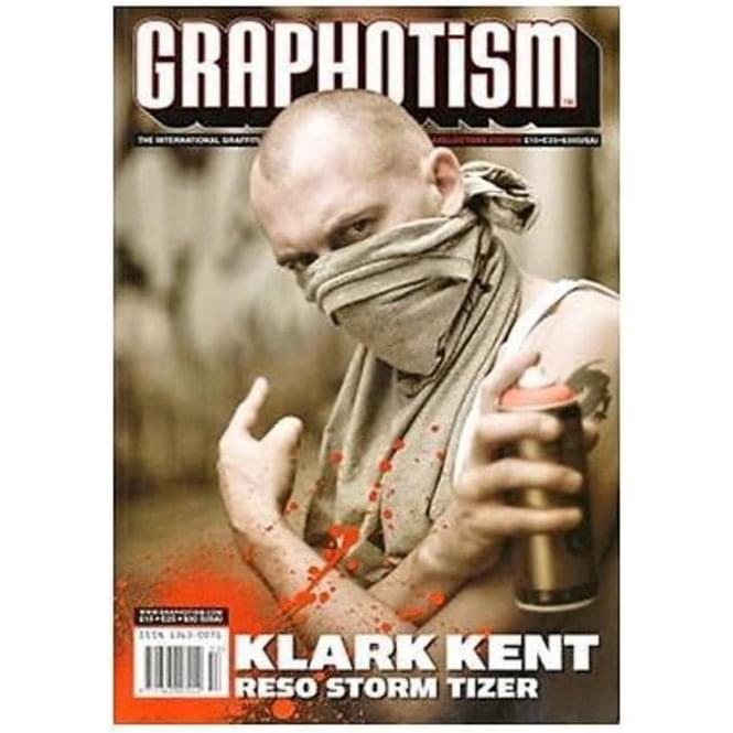 Graphotism Magazine | Issue 53