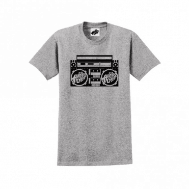 Heavy Goods Boom Box T-Shirt