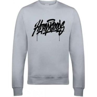 Heavy Goods Taste Logo Sweater