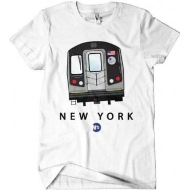 New York MTA T-Shirt