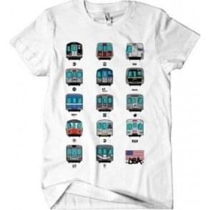 High Grade USA Subways T-Shirt