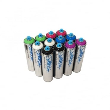 Reload Spray Paint - 12 Pack