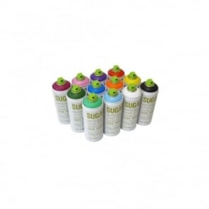 Sugar Spray Paint - 12 Pack