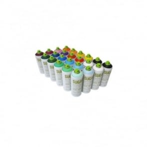 Sugar Spray Paint - 24 Pack