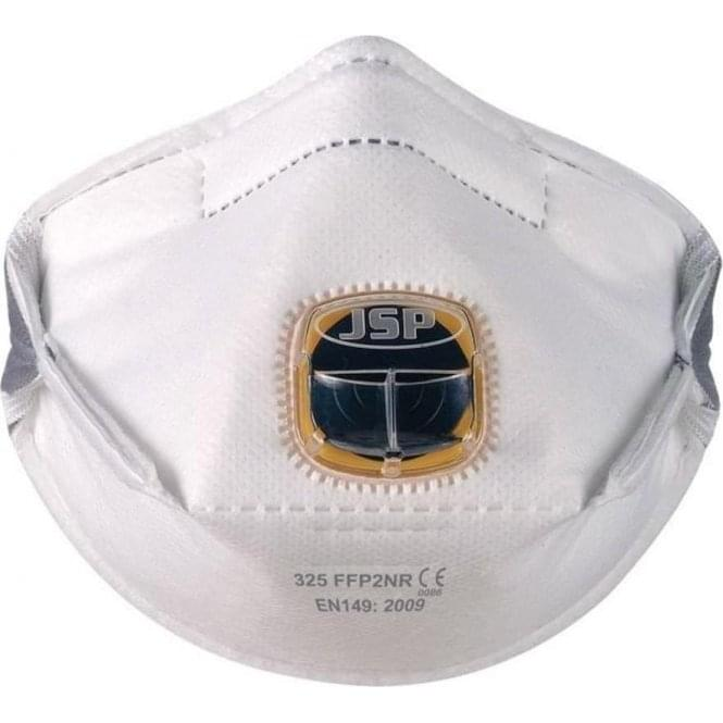 JSP Typhoon Valve Mask FFP2