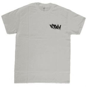 Embroidered Tag T-Shirt White