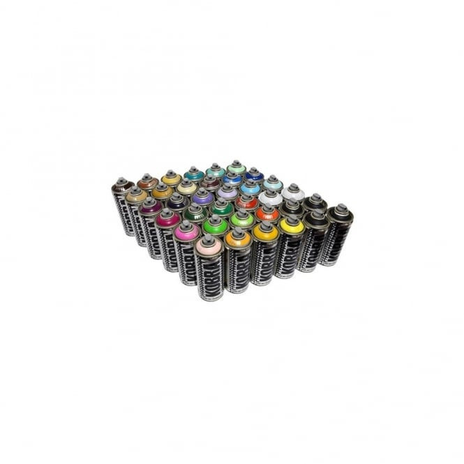 Kobra HP Spray Paint - 36 Pack