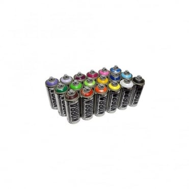 Spray Paint - 18 Pack