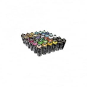 Spray Paint - 36 Pack