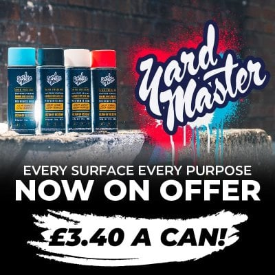Yard Master 3.40 a can