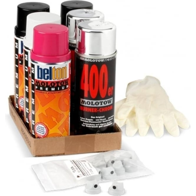 Molotow Bombing Pack