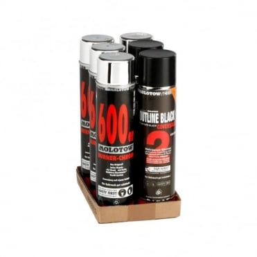 Molotow Burner Pack 1