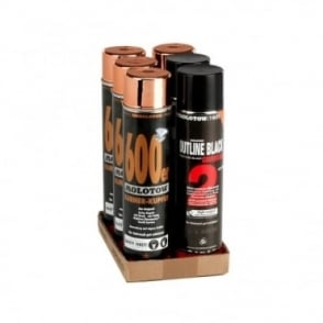 Molotow Burner Pack 3
